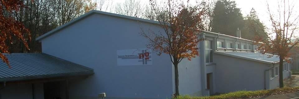 Turnhalle des TV Obergrombach