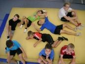 Trainingslager Jungs