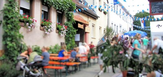Burgstrasse Pressefoto
