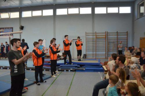 Gaumanschaftsmeisterschaften 2019 @ TV Obergrombach