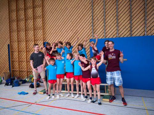 Gaukinderturnfest @ TSV Untergrombach